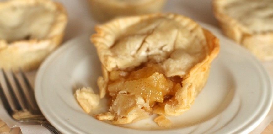 Apple Pie Tarts